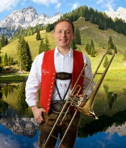 Nikolaus von der Filzmooser Tanzlmusi