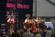 Konzertauftritt beim Ursprungbuamfest 2014