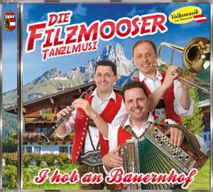 Filzmooser Tanzlmusi - CD I hob an Bauernhof