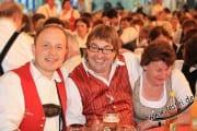 Bierzelt Bayern